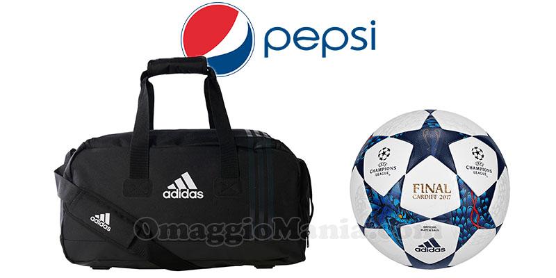 concorso Gioca con Pepsi....vinci con Adidas