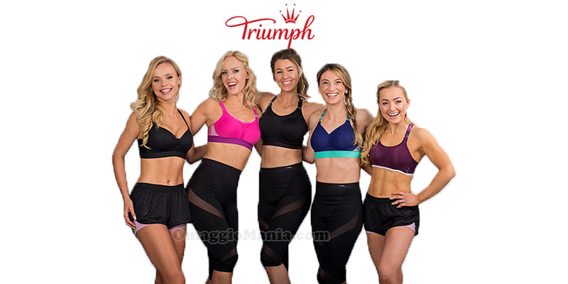 concorso Triumph Try it in action