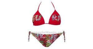 costume bikini triangolo Verdissima