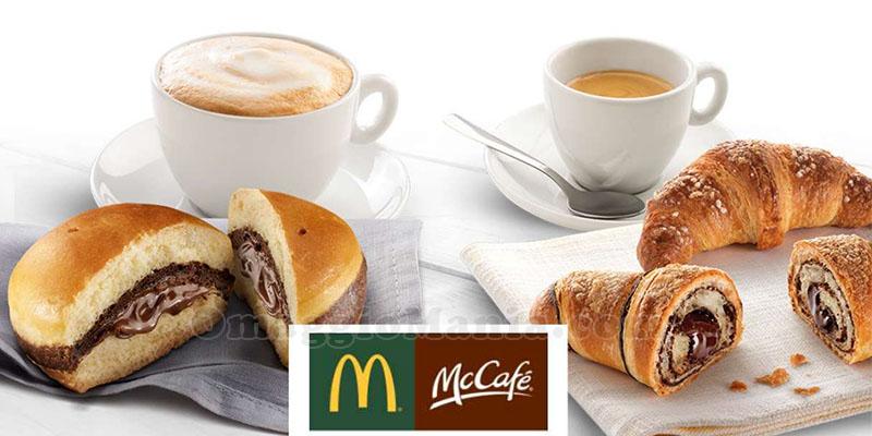 coupon McDonald's Buona Colazione