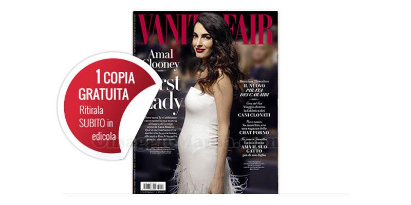 coupon Vanity Fair 13 2017
