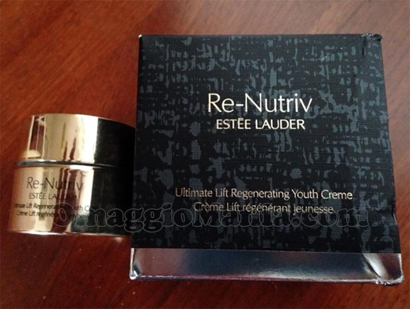 crema Re-Nutriv Estée Lauder di Rox