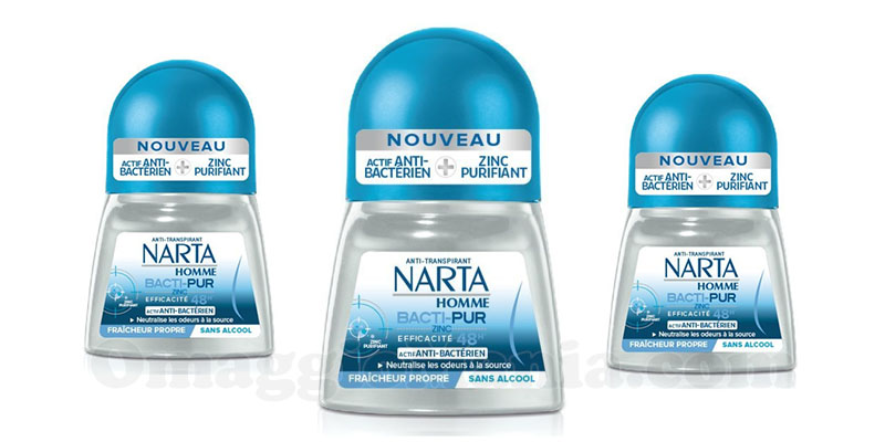 deodorante Narta Bacti-Pur