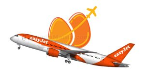 easyJet european egg hunt