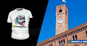 indovina città vinci t-shirt Radio Bellla & Monella 06-04-2017