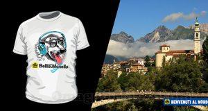 indovina città vinci t-shirt Radio Bellla & Monella 20-04-2017