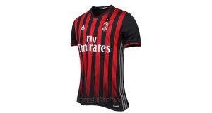 maglietta Milan ufficiale 2016-2017