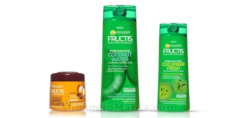 prodotti Garnier Fructis