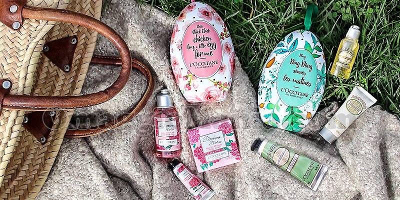 prodotti L'Occitane contest Pasqua 2017
