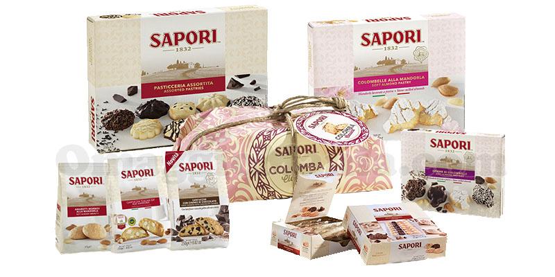 prodotti Sapori 1832