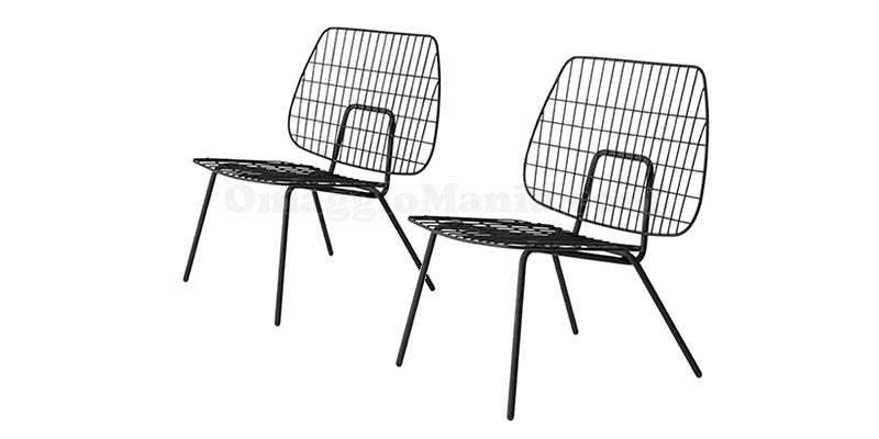 sedie Menu
