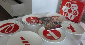 servizio piatti e ricettario Coca Cola di Tavanina84