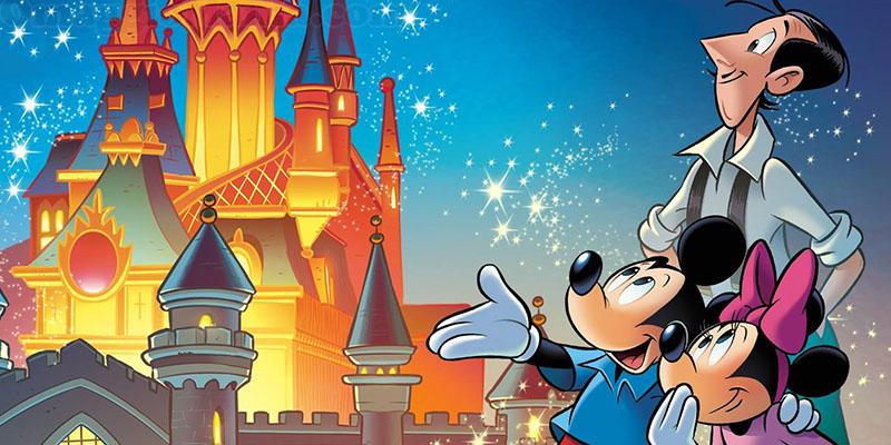 vinci Disneyland Paris con Topolino