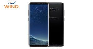 vinci Samsung Galaxy S8 con Wind