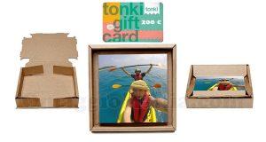vinci Tonki Gift Card 200 euro