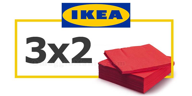 IKEA 3x2 maggio 2017