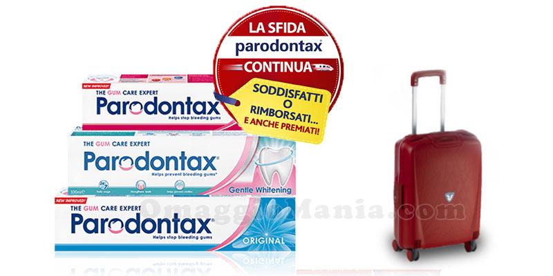 La sfida Parodontax continua