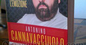 Libro autografato da Antonino Cannavacciuolo di Silviabert