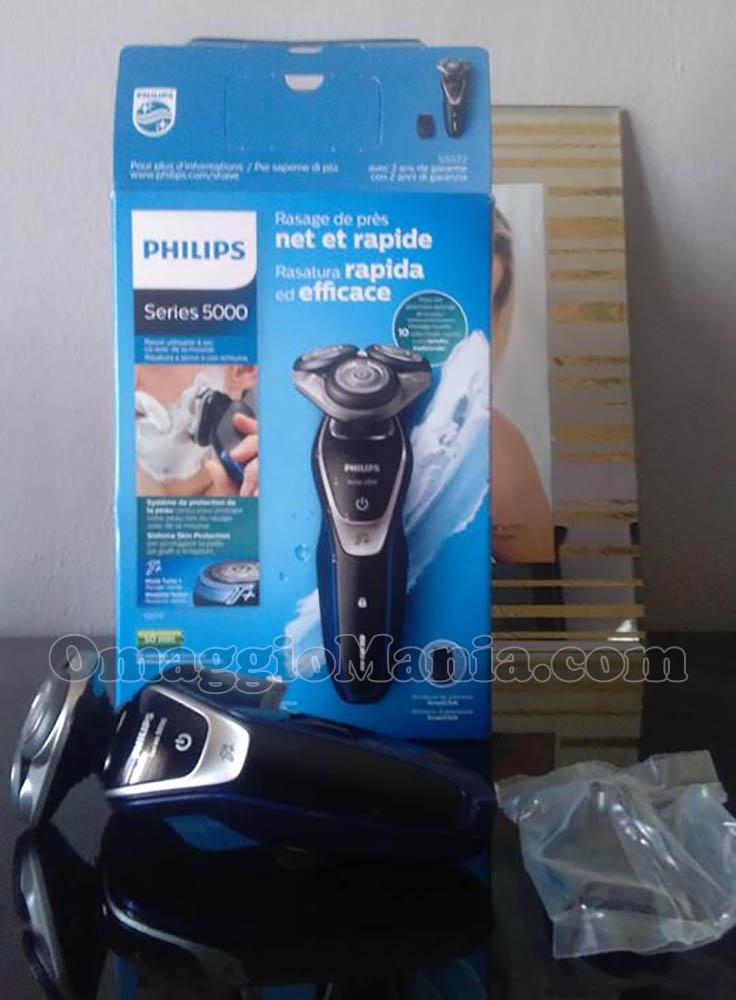 Philips AquaTouch serie5000 di Renzo