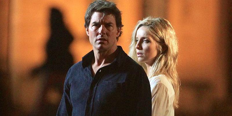 Tom Cruise La Mummia