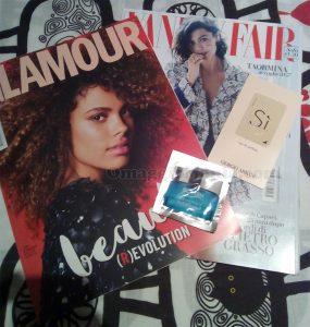 Vanity Fair 20 e Glamour 299 di Fede