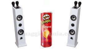 Vinci la musica con Pringles