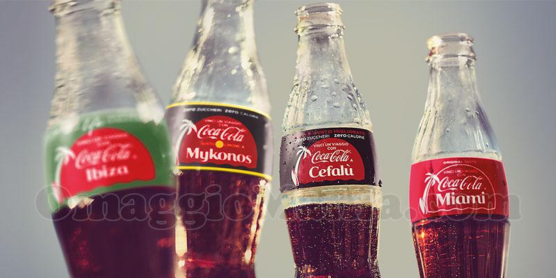 Vinci un viaggio con Coca Cola