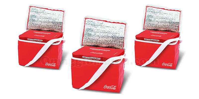 borsa frigo Coca Cola
