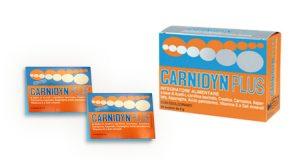 bustine omaggio Carnidyn Plus