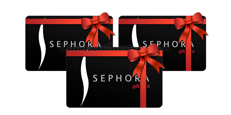 carte regalo Sephora