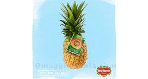 cattura l'ananas e vinci Del Monte 05-05-2017