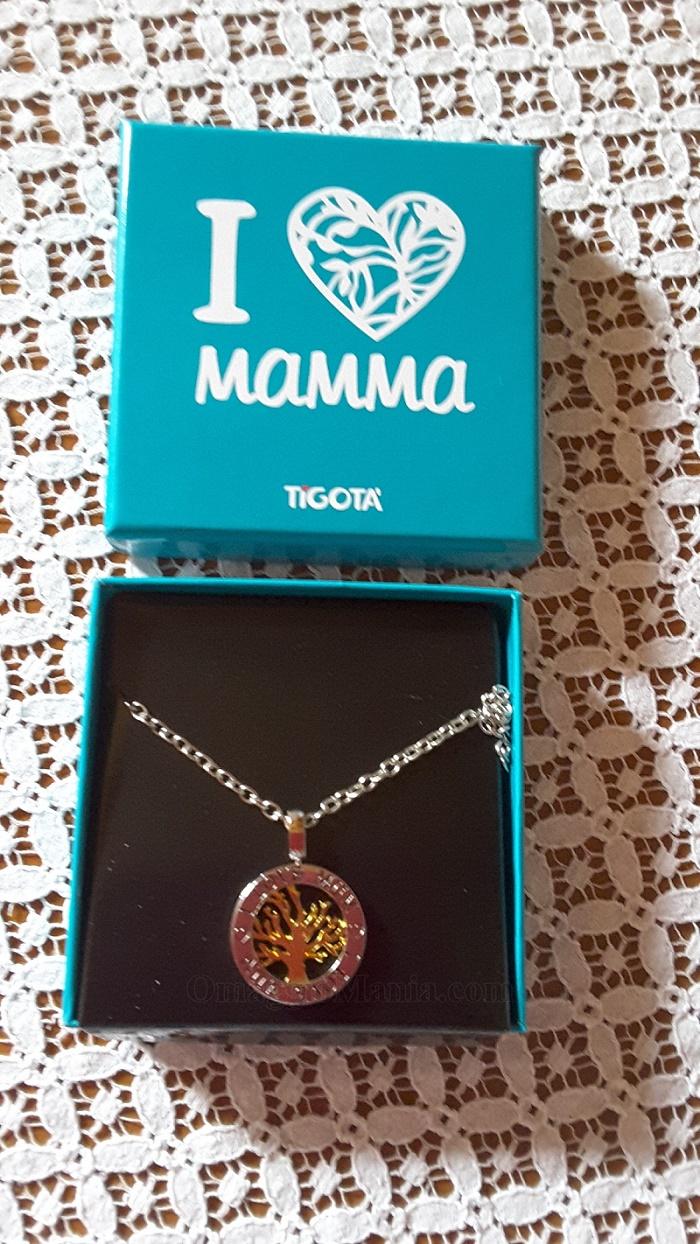 collana Festa della Mamma di Cristina Tigotà