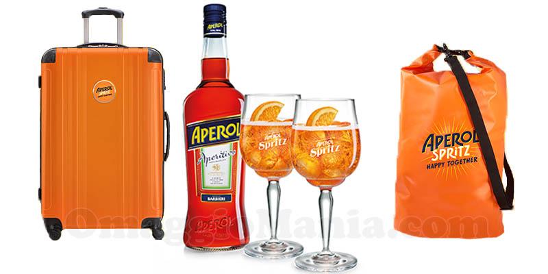 concorso Aperol Happy Together
