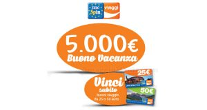 concorso Eurospin Vinci e #PartiConNoi