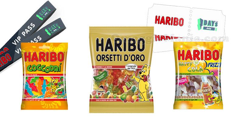 concorso Haribo I-Days