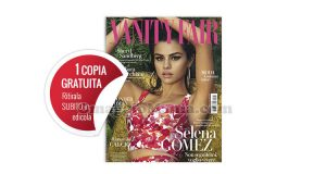 coupon omaggio Vanity Fair 21 del 2017