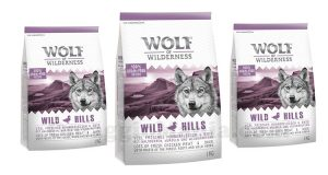 crocchette cani Wolf of Wilderness
