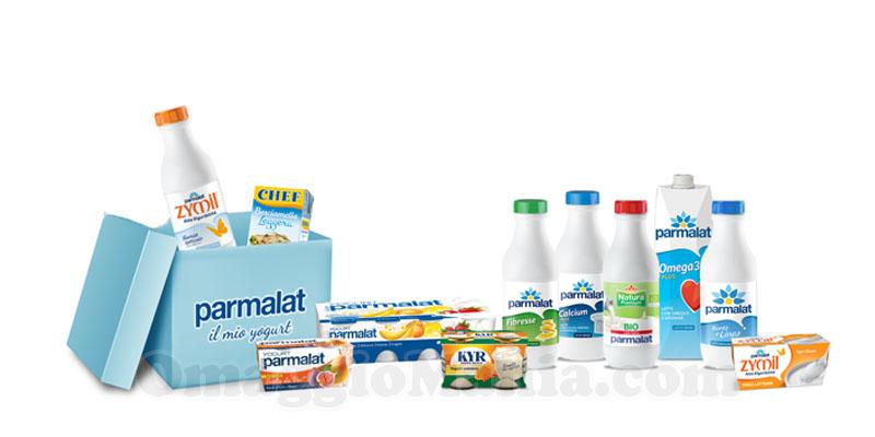 fornitura di prodotti Parmalat