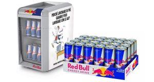 fornitura e mini frigo Red Bull