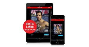 gratis 1 anno Vanity Fair digital edition