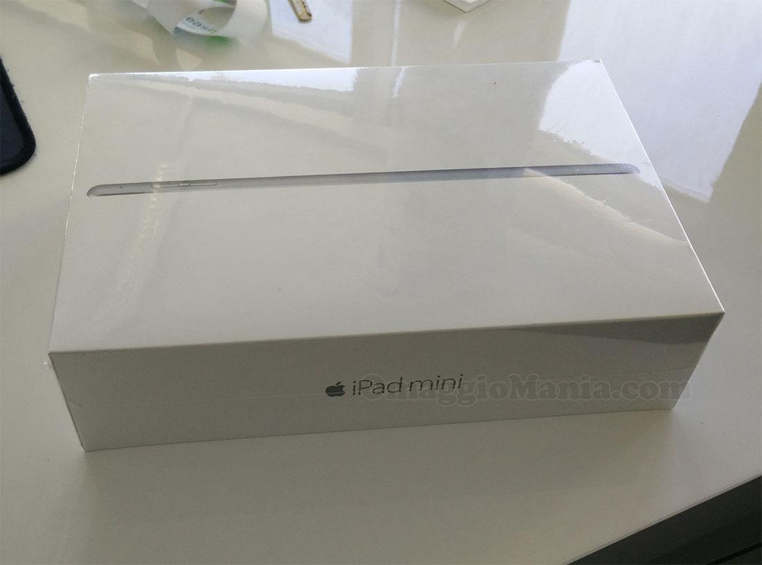 iPad Mini 4 vinto da Dominik con De Agostini