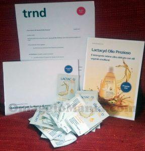 kit Lactacyd Olio Prezioso di Mari con TRND