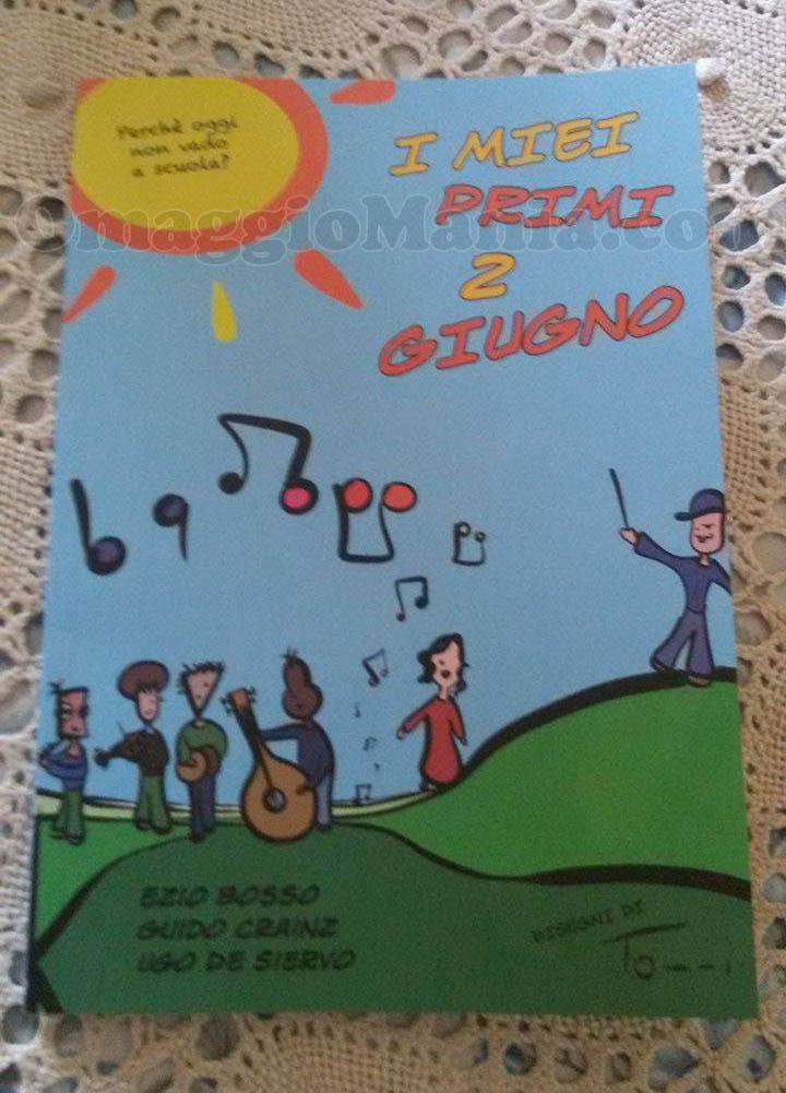 libro I miei primi 2 giugno di Marianna