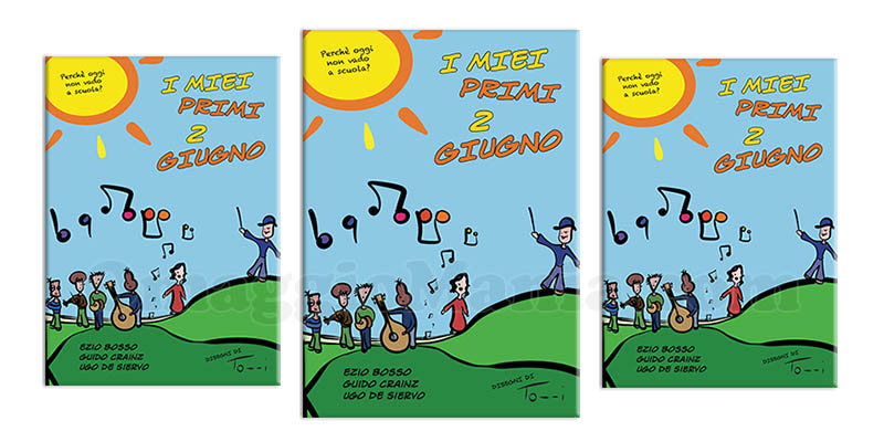 libro I miei primi 2 giugno