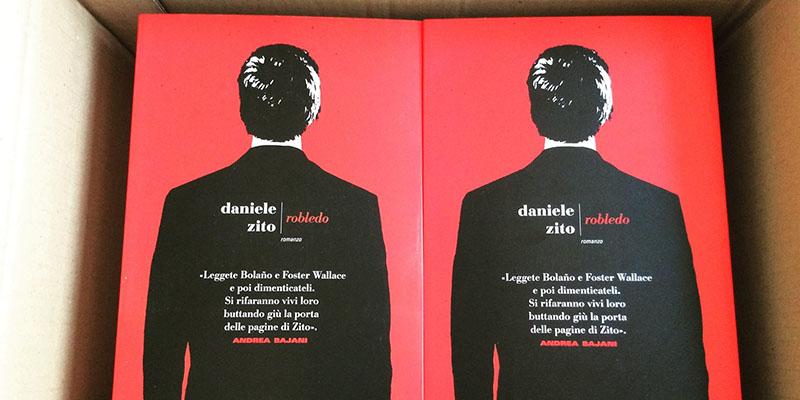 libro Robledo Daniele Zito