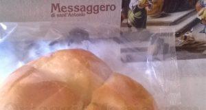 pane di Sant'Antonio ricevuto da Lory