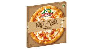 pizza Margherita Gran Pizzeria ItalPizza