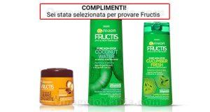 selezione 800 tester Garnier Fructis