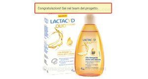 selezione tester Lactacyd Olio Prezioso