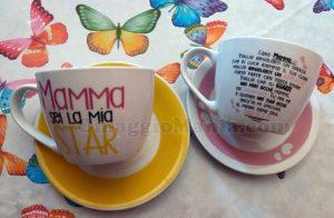 tazzone Acqua&Sapone di Milli per la Festa della Mamma